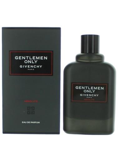 Givenchy Only Gentlemen Absolute Edp 100Ml Erkek Parfüm Renksiz